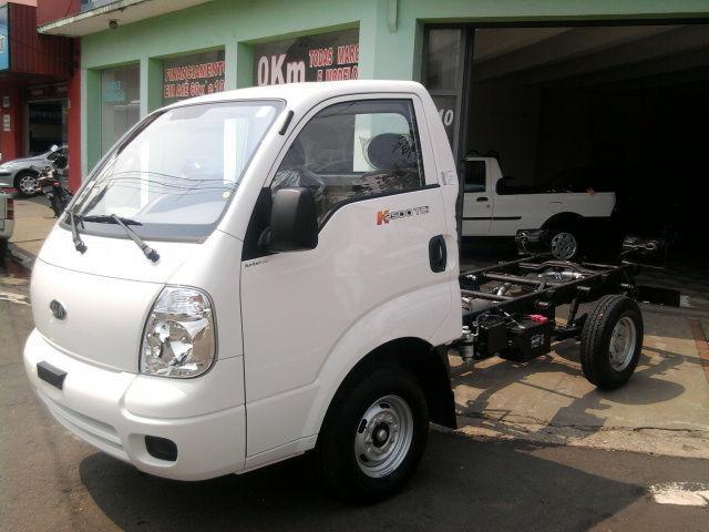 KIA Bongo 2.5 K-2500 CABINE SIMPLES, Foto 4