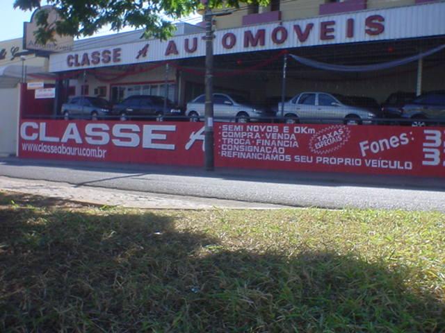 Classe A Automóveis