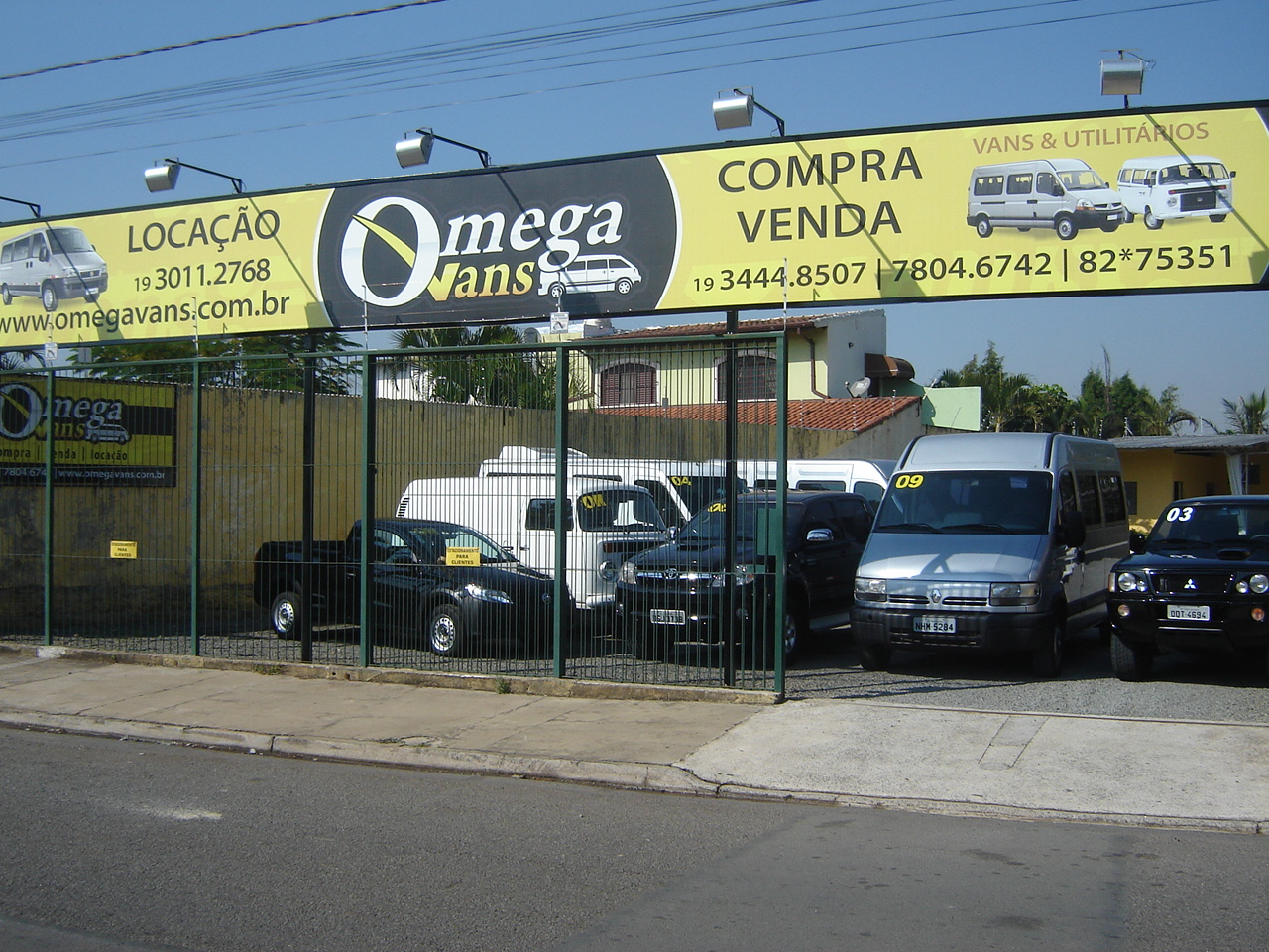 Omega Vans