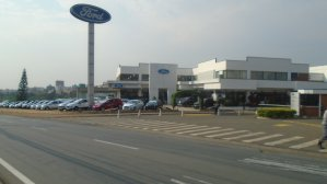 Ford HomeAuto