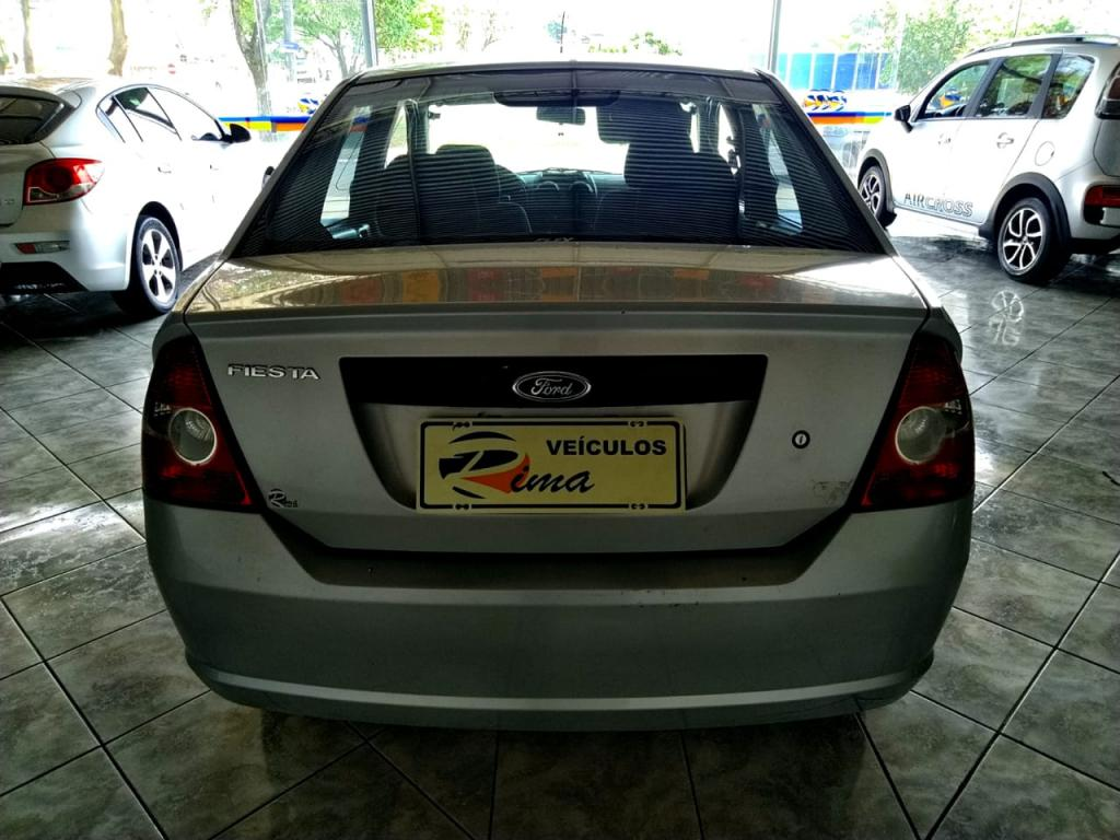 FORD Fiesta Sedan 1.0 4P FLEX, Foto 6