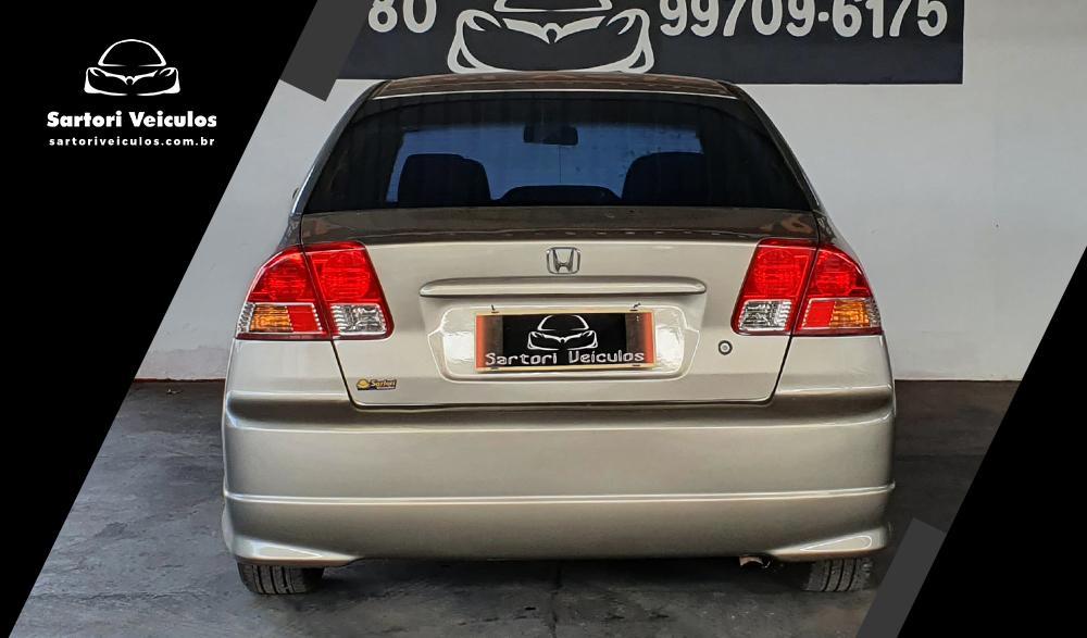 HONDA Civic 1.7 16V 4P LX, Foto 6