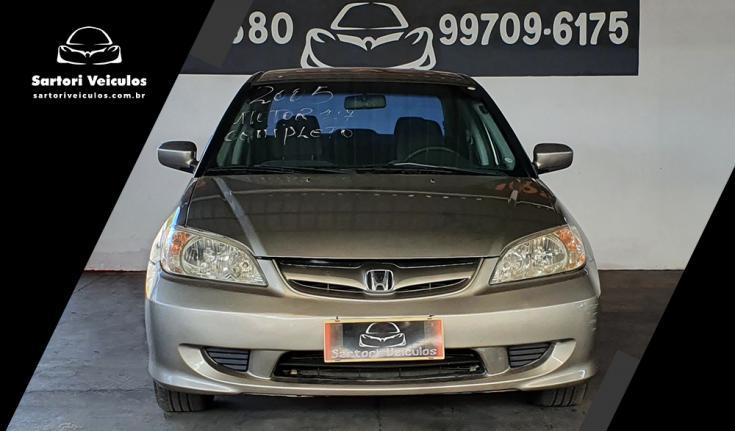 HONDA Civic 1.7 16V 4P LX, Foto 2