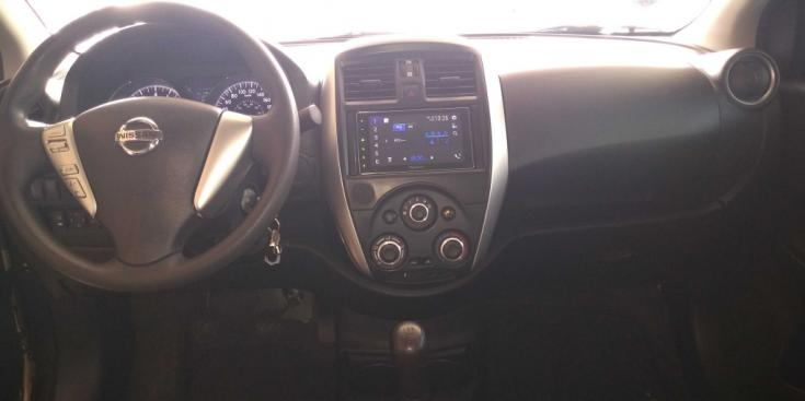 NISSAN Versa Sedan 1.6 16V 4P FLEX S, Foto 11
