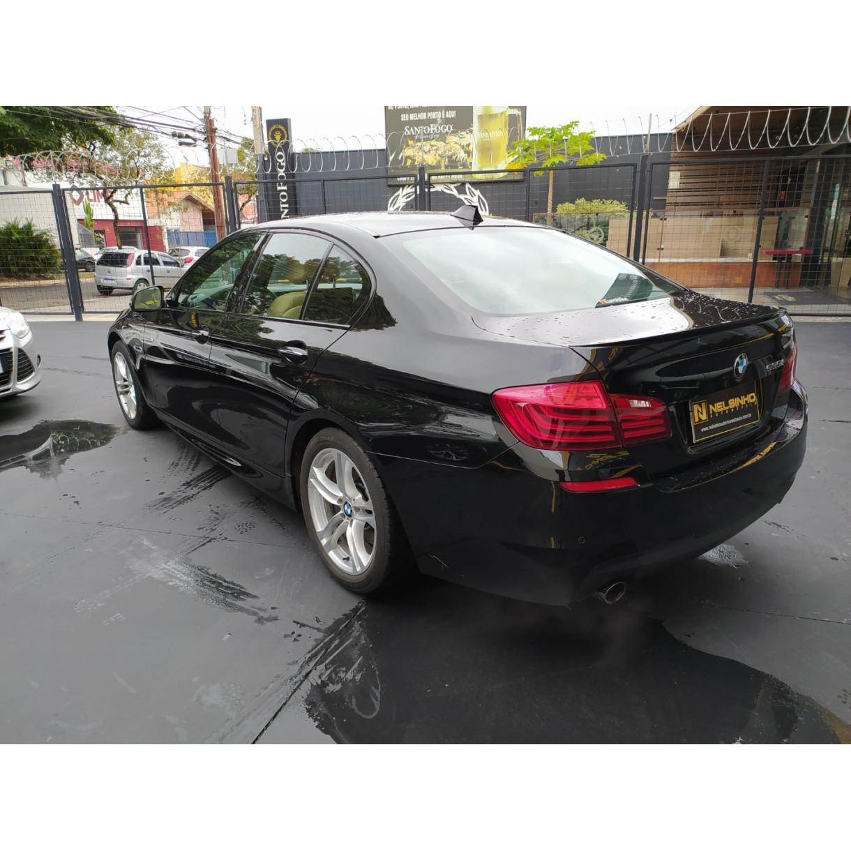 BMW 535I 3.0 24V 4P M SPORT AUTOMÁTICO, Foto 4