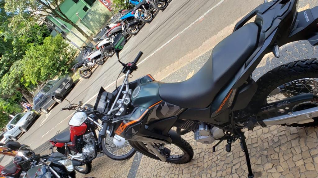HONDA XRE 300 FLEX, Foto 4