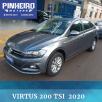 VOLKSWAGEN Virtus 1.0 4P 200 TSI FLEX COMFORTLINE AUTOMÁTICO