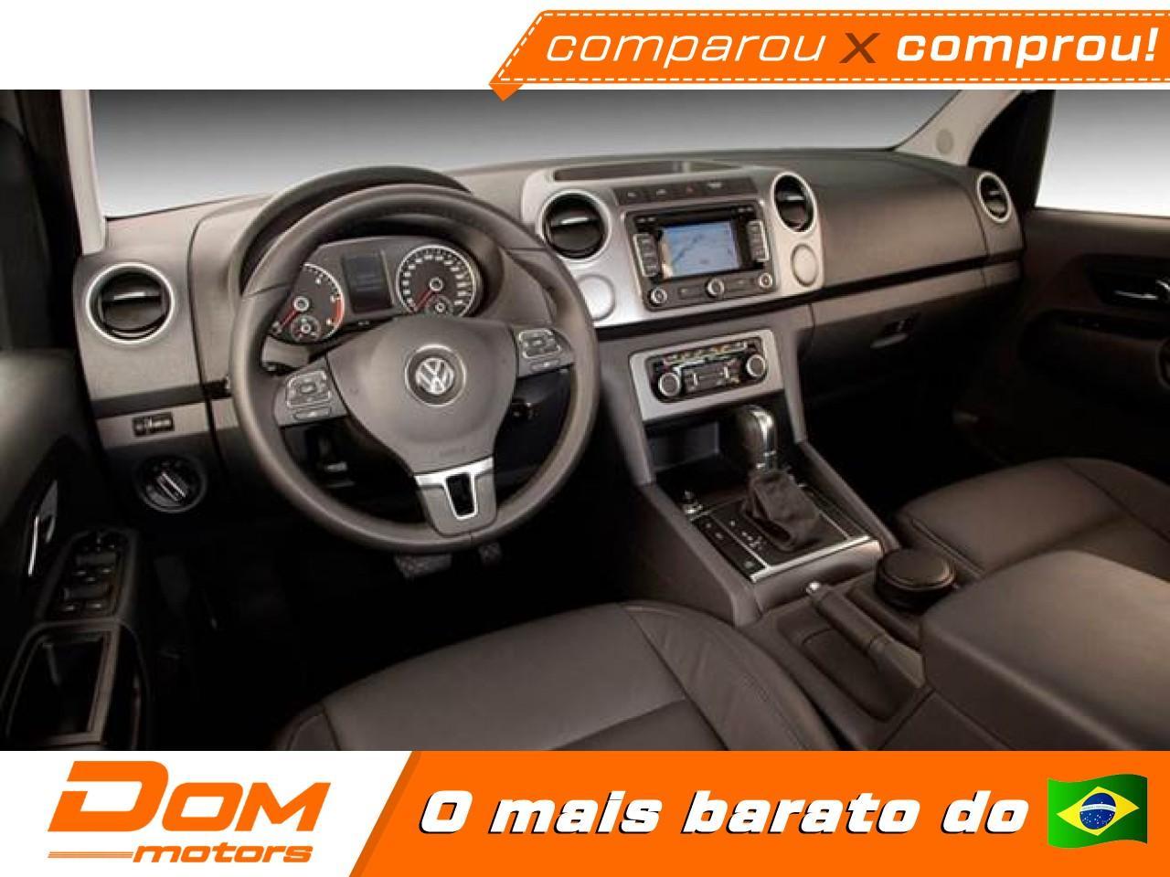 VOLKSWAGEN Amarok 2.0 12V CABINE DUPLA HIGHLINE TURBO INTERCOOLER AUTOMÁTICO, Foto 2