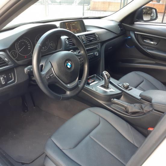 BMW 320I 2.0 16V 4P SPORT TURBO ACTIVE FLEX AUTOMÁTICO, Foto 12