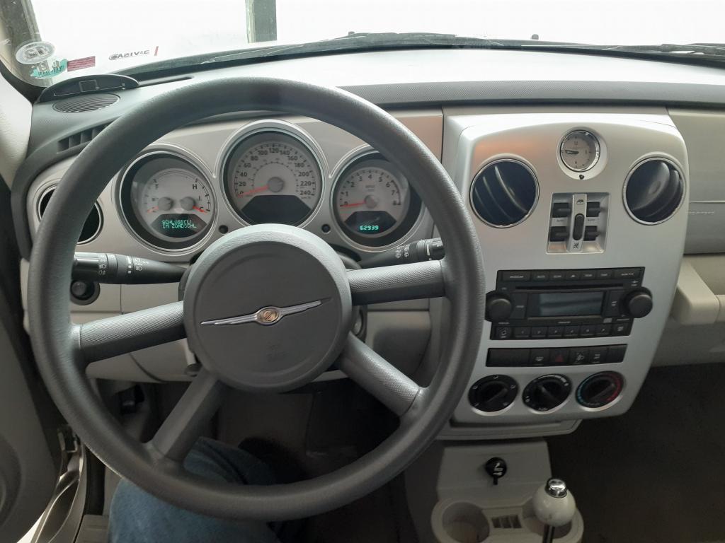 CHRYSLER PT Cruiser 2.4 16V 4P CLASSIC AUTOMÁTICO, Foto 4