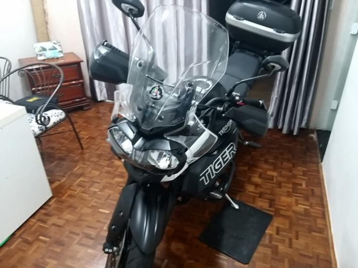 TRIUMPH Tiger 800 XRX L (LOW), Foto 6