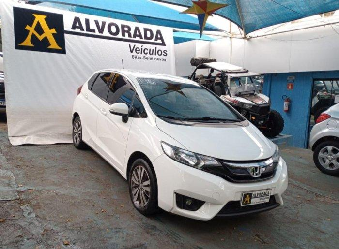 HONDA Fit 1.5 16V 4P EX AUTOMÁTICO, Foto 3