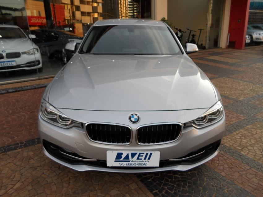 BMW 320I 2.0 16V 4P SPORT TURBO ACTIVE FLEX AUTOMÁTICO, Foto 11