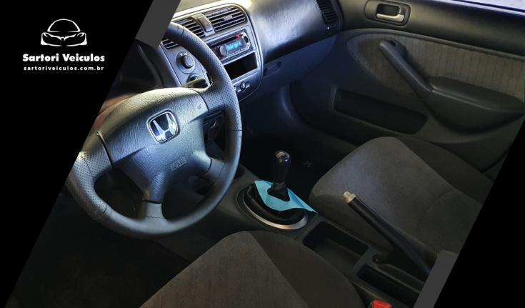 HONDA Civic 1.7 16V 4P LX, Foto 8