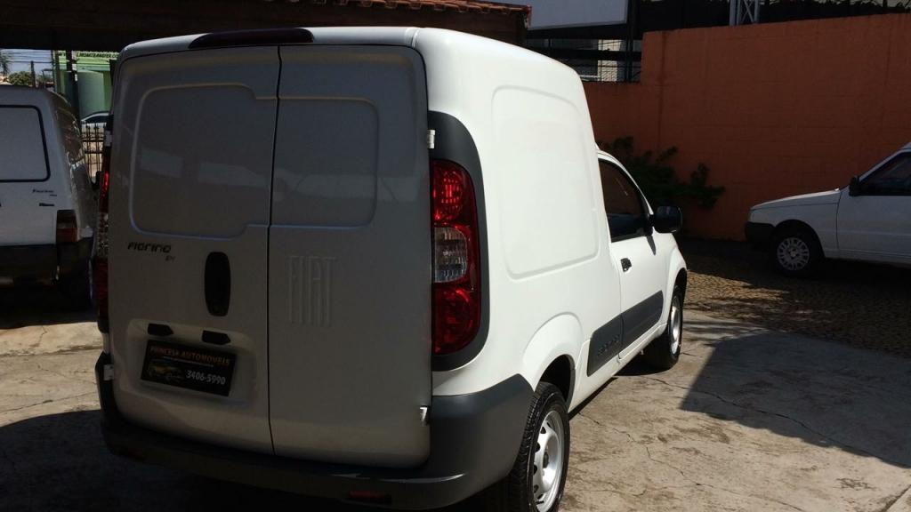 FIAT Fiorino 1.4 FIRE FLEX HARD WORKING FURGÃO, Foto 4