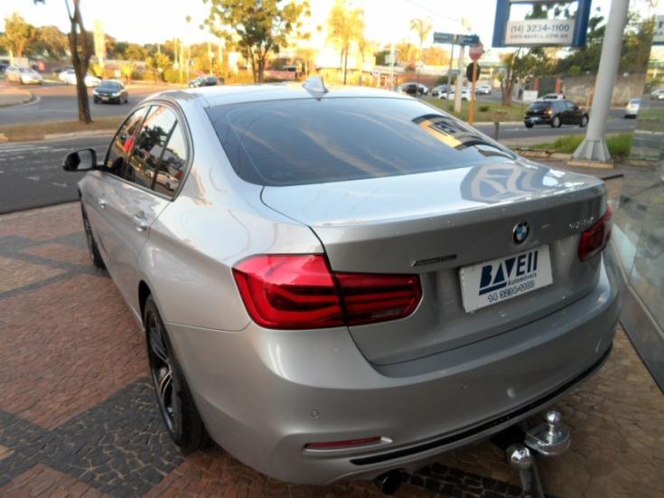 BMW 320I 2.0 16V 4P SPORT TURBO ACTIVE FLEX AUTOMÁTICO, Foto 3