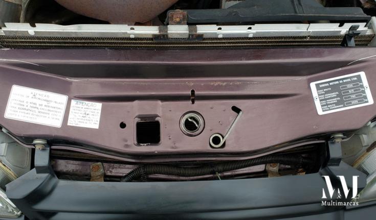 CHEVROLET Monza Sedan 2.0 4P ÁLCOOL SL/E, Foto 27