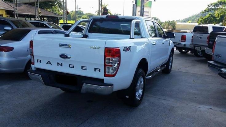 FORD Ranger 3.2 L CABINE DUPLA XLT 4X4 AUTOMÁTICO, Foto 2