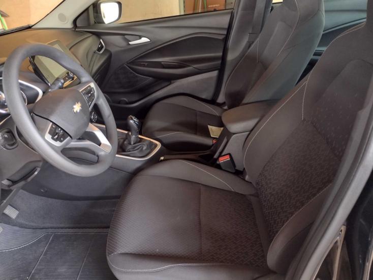 CHEVROLET Onix Sedan 1.0 4P FLEX LTZ PLUS TURBO, Foto 7