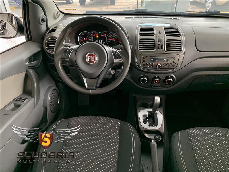 FIAT Grand Siena 1.6 16V 4P FLEX ESSENCE DUALOGIC AUTOMATIZADO, Foto 5