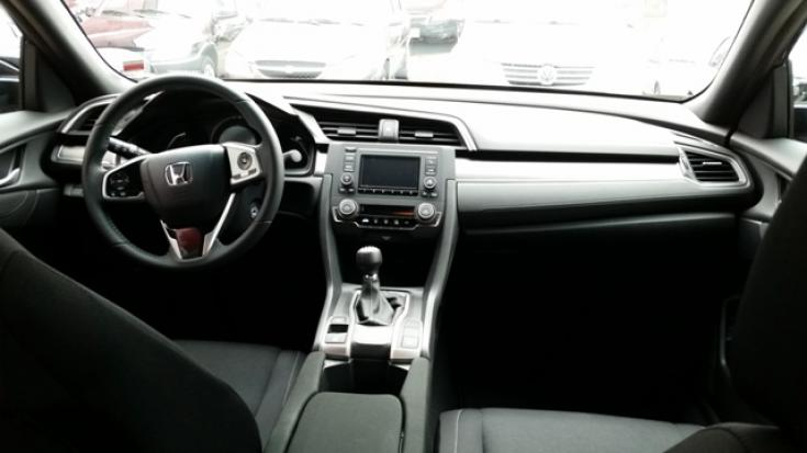 HONDA Civic 2.0 16V 4P SPORT FLEX, Foto 5