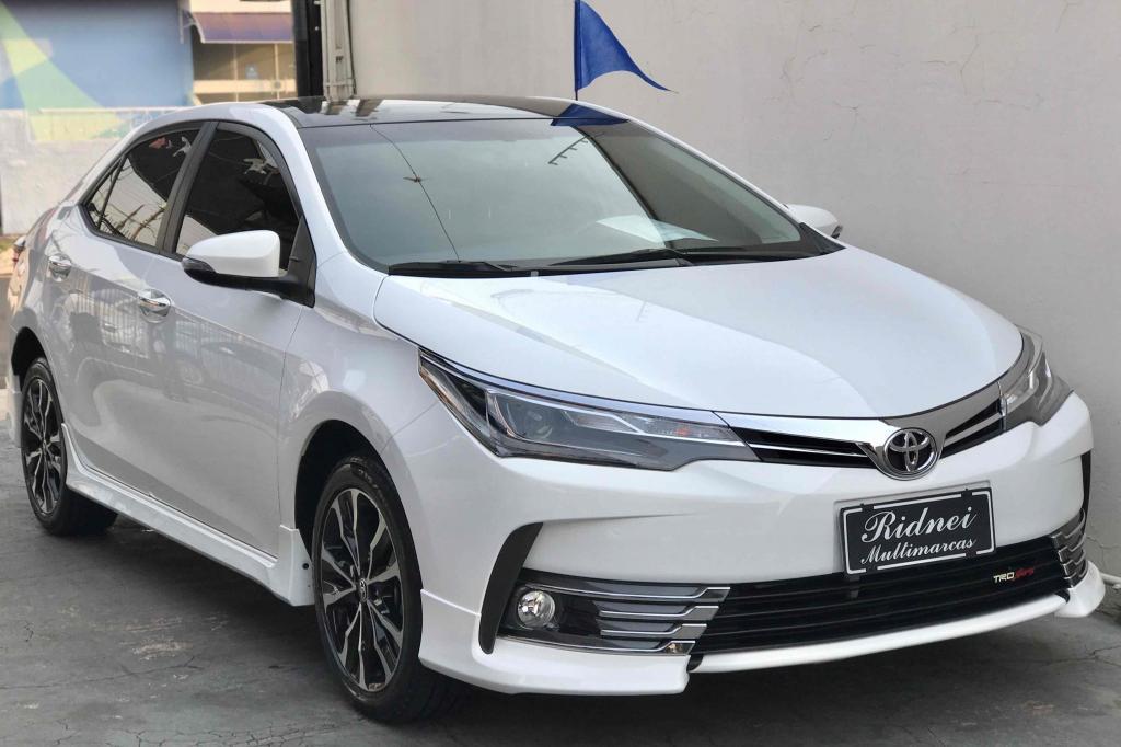 TOYOTA Corolla 2.0 16V 4P XRS FLEX AUTOMÁTICO, Foto 2
