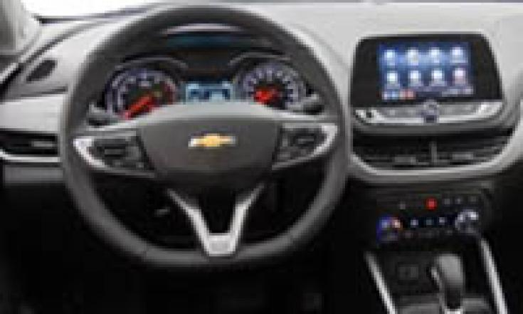 CHEVROLET Onix Hatch 1.0 4P FLEX LTZ TURBO, Foto 3