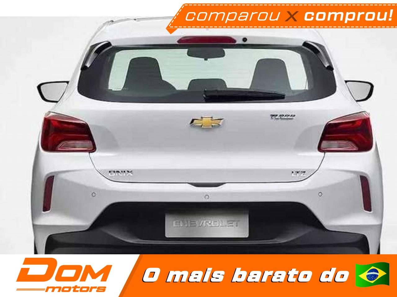 CHEVROLET Onix Hatch 1.0 4P FLEX LT TURBO AUTOMÁTICO, Foto 2