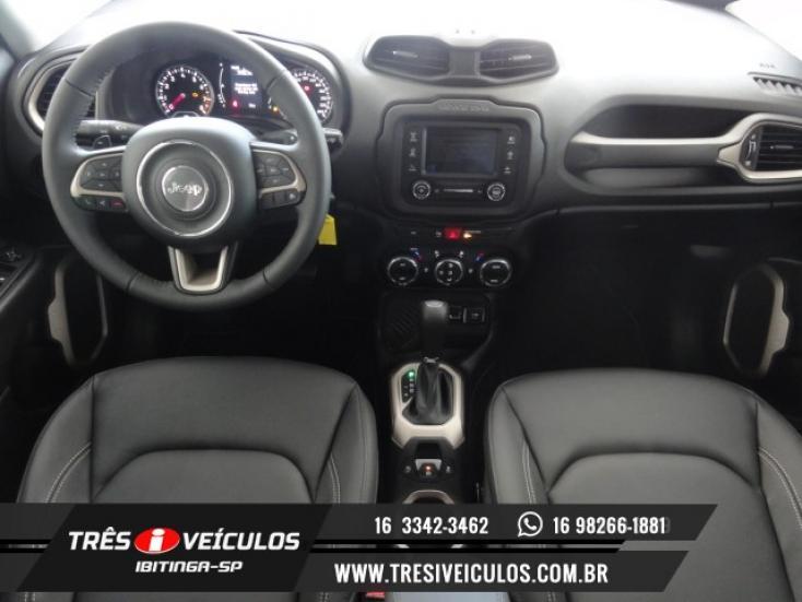 JEEP Renegade 1.8 16V 4P FLEX LONGITUDE AUTOMÁTICO, Foto 8