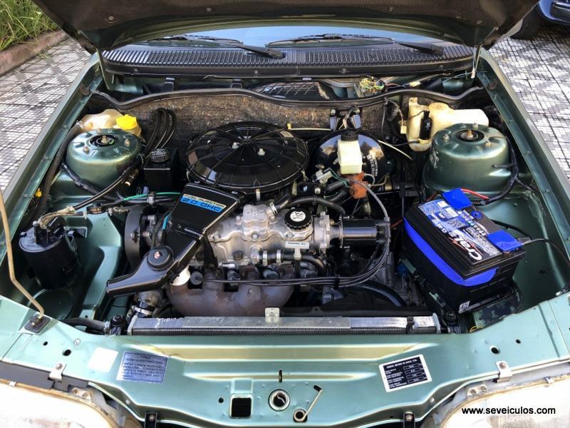 CHEVROLET Monza Sedan 2.0 4P EFI SL/E, Foto 7