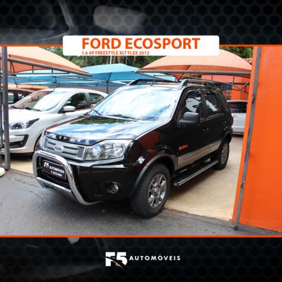 FORD Ecosport 1.6 4P FREESTYLE XLT FLEX, Foto 4