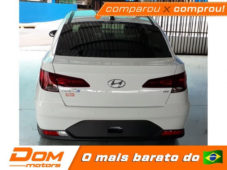 HYUNDAI HB 20 Sedan 1.6 16V 4P FLEX VISION AUTOMÁTICO, Foto 4
