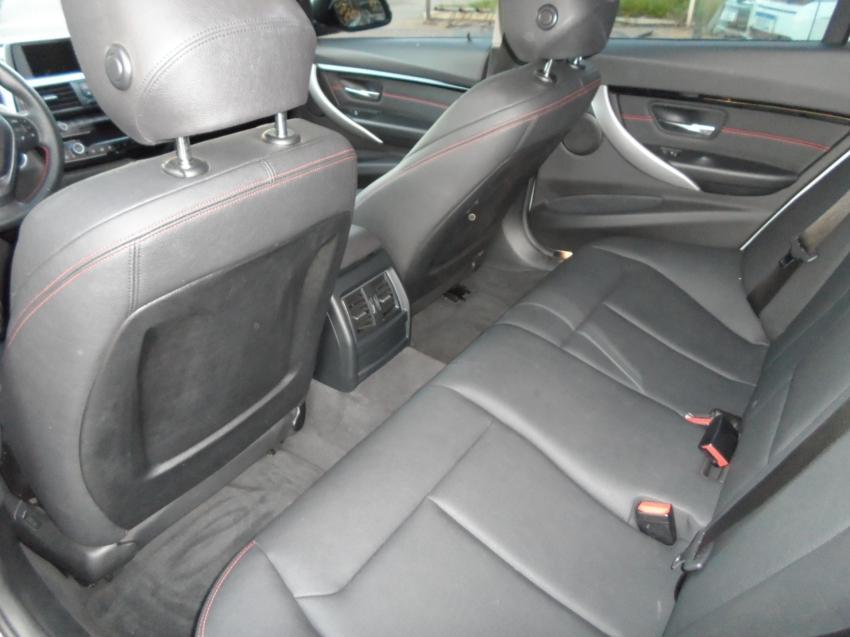 BMW 320I 2.0 16V 4P SPORT TURBO ACTIVE FLEX AUTOMÁTICO, Foto 10