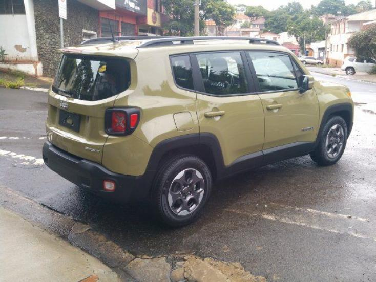 JEEP Renegade 1.8 16V 4P FLEX, Foto 8