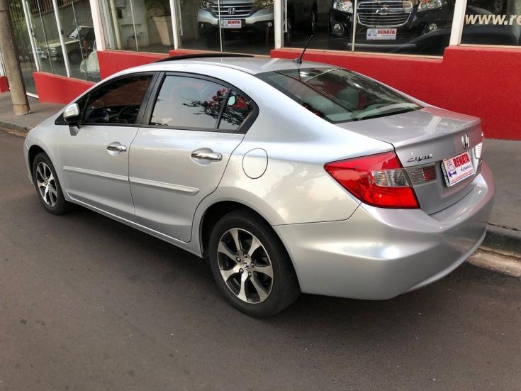 HONDA Civic 2.0 16V 4P FLEX EXR AUTOMÁTICO, Foto 4