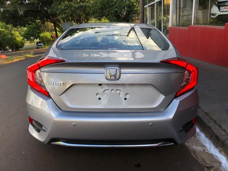 HONDA Civic 2.0 16V 4P EX FLEX  AUTOMÁTICO CVT, Foto 5