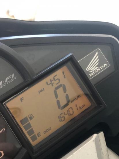 HONDA CB 300 R, Foto 6