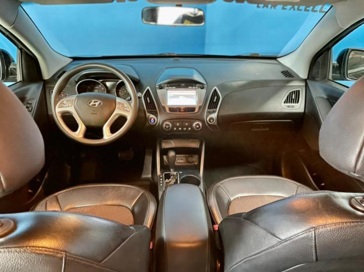 HYUNDAI IX35 2.0 16V 4P GLS FLEX AUTOMÁTICO, Foto 11