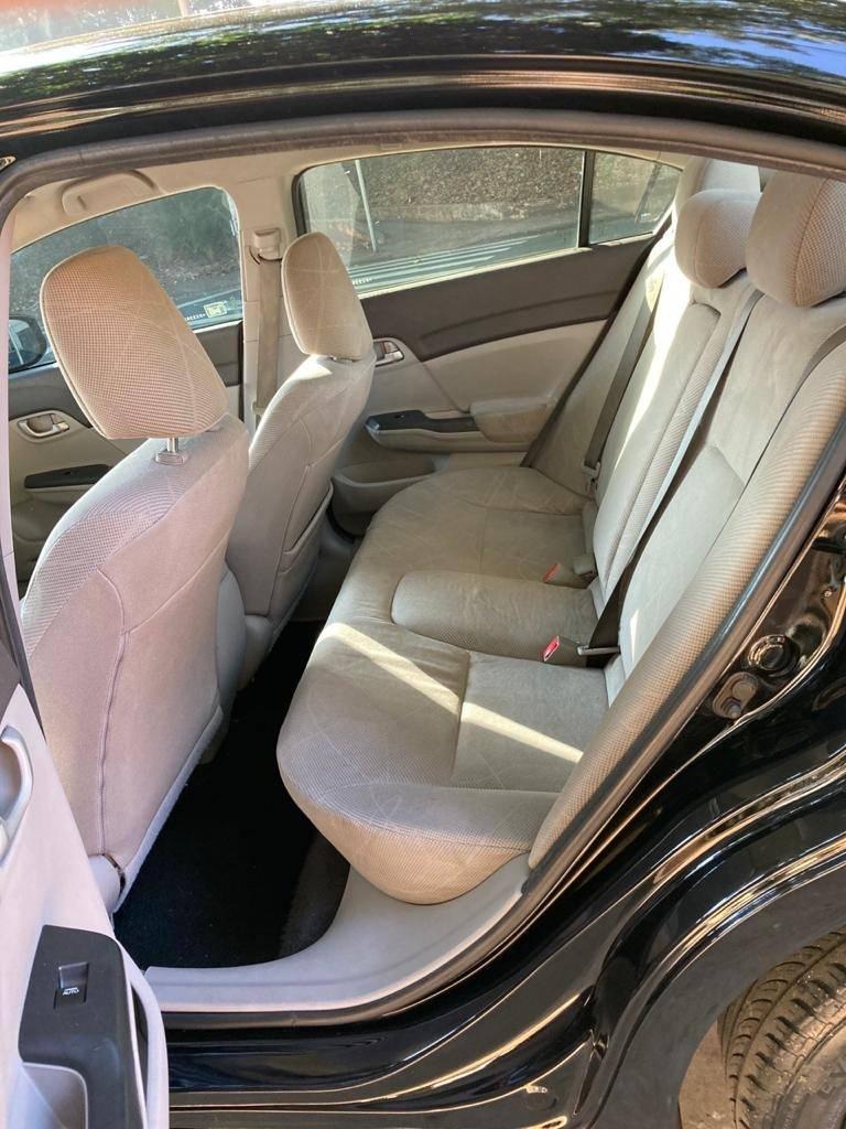 HONDA Civic 1.8 16V 4P FLEX LXS AUTOMÁTICO, Foto 7