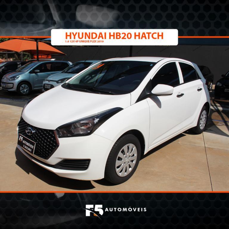 HYUNDAI HB 20 Hatch 1.0 12V 4P UNIQUE FLEX, Foto 4
