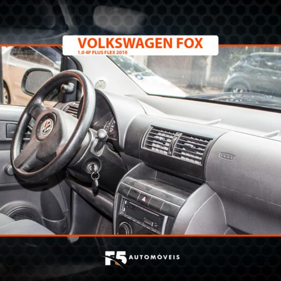 VOLKSWAGEN Fox 1.0 4P PLUS FLEX, Foto 10