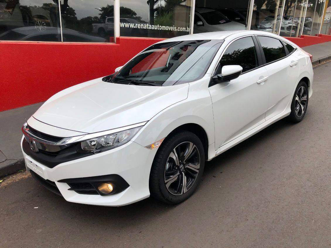 HONDA Civic 2.0 16V 4P EX FLEX  AUTOMÁTICO CVT, Foto 10