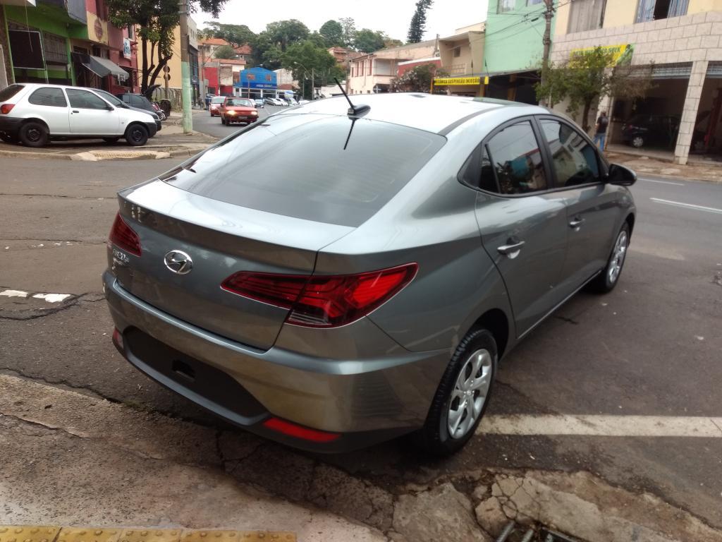 HYUNDAI HB 20 Sedan 1.0 12V 4P FLEX VISION, Foto 8