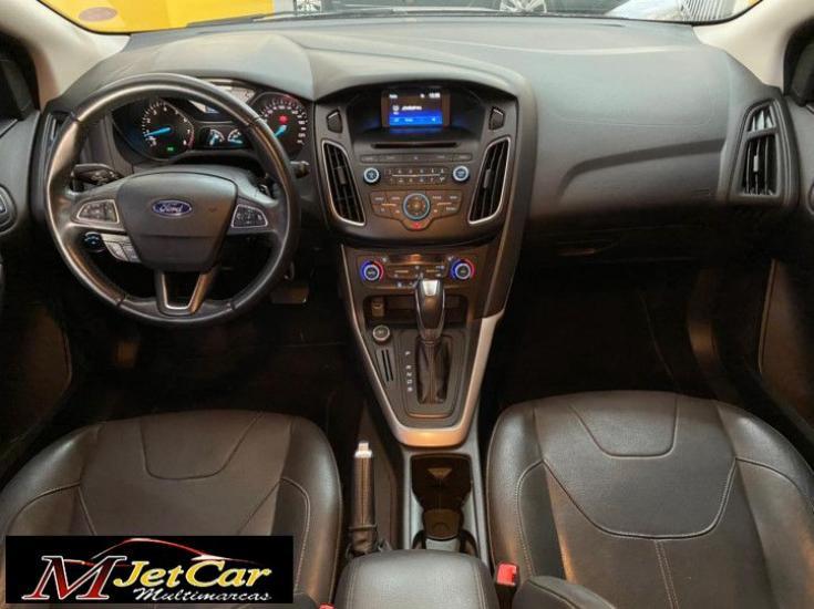 FORD Focus Hatch 2.0 16V 4P FLEX SE AUTOMÁTICO, Foto 8