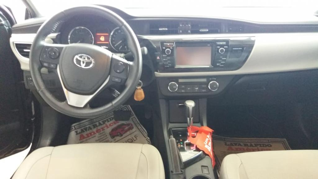 TOYOTA Corolla 2.0 16V 4P XEI FLEX AUTOMÁTICO, Foto 9