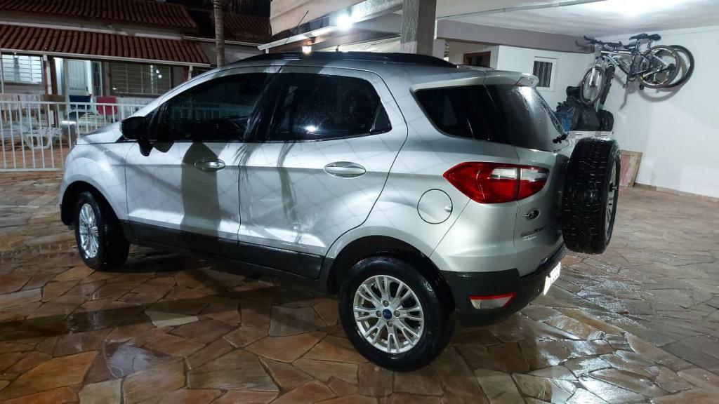 FORD Ecosport 1.6 4P FLEX SE POWERSHIFT AUTOMÁTICO, Foto 5