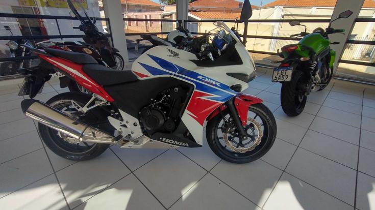 HONDA CBR 500 R ABS, Foto 1