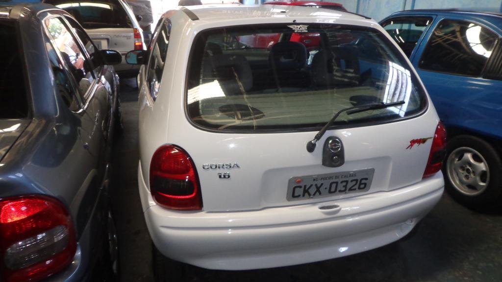 CHEVROLET Corsa Hatch 1.6 GL, Foto 4