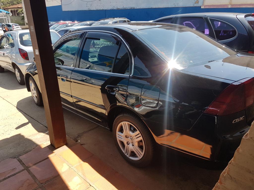 HONDA Civic 1.7 16V 4P LX AUTOMÁTICO, Foto 8