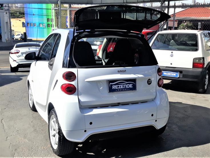 SMART Fortwo 1.0 12V 3 CILINDROS PASSION COUPÊ  TURBO AUTOMÁTIC, Foto 7